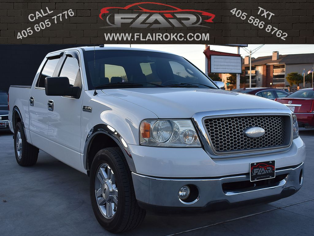 Pre owned 2006 ford f150 supercrew